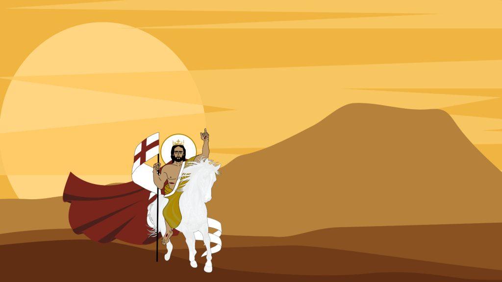 Cristo Rei escatológico